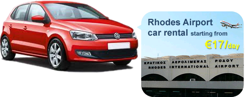 Rhodes Airport Car Rental