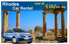 Rhodes Car Rental